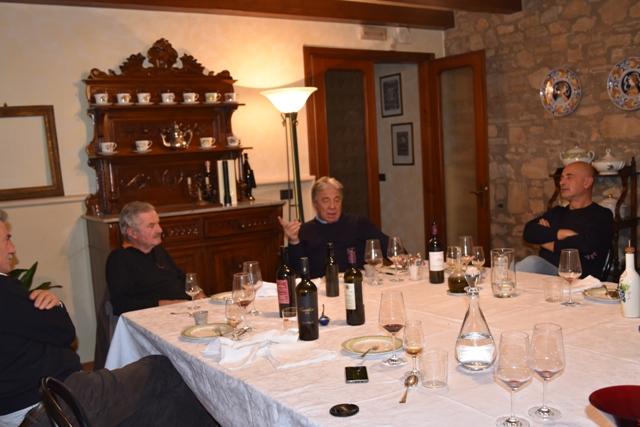 Bruno Rossini e Paolo Baracchino