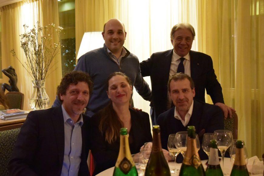 Paolo Baracchino e Natascia Santandrea