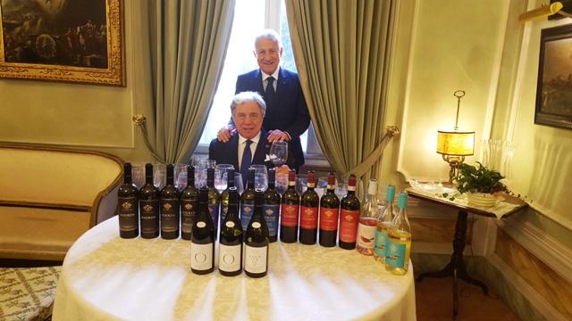 Dott. Giampaolo Bruni e Paolo Baracchino