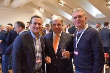 da sinistra Flavio Nuti, Paolo Baracchino e Luca Nuti