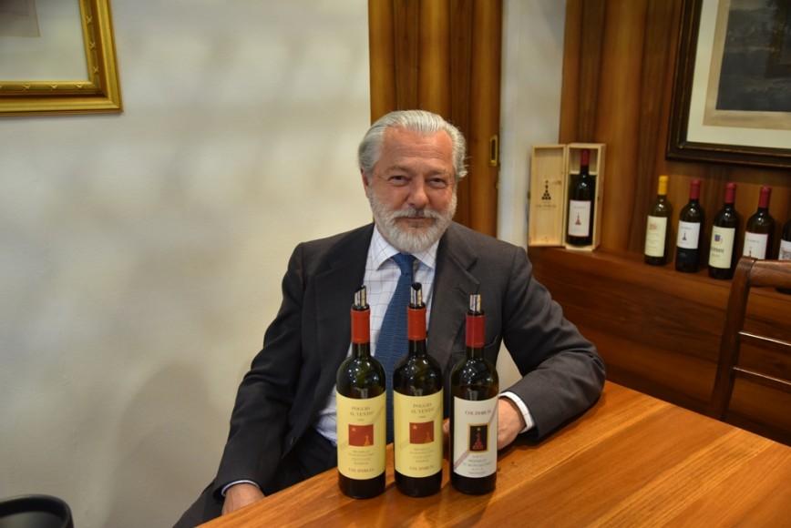 Conte Francesco Marone - Cinzano