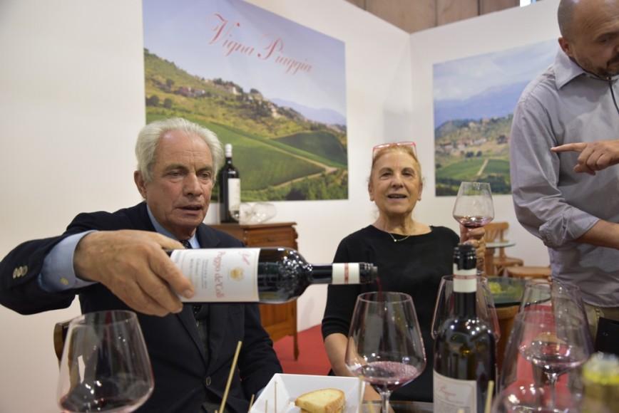 Mauro e Rita Vannucci Azienda  Piaggia