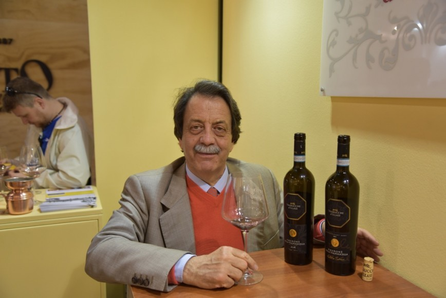 Prof Giuseppe Trabucchi Azienda D'Illasi