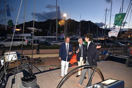 da-sinistra-Leonardo-Ferragamo-Michele-Bonan-e-figlio