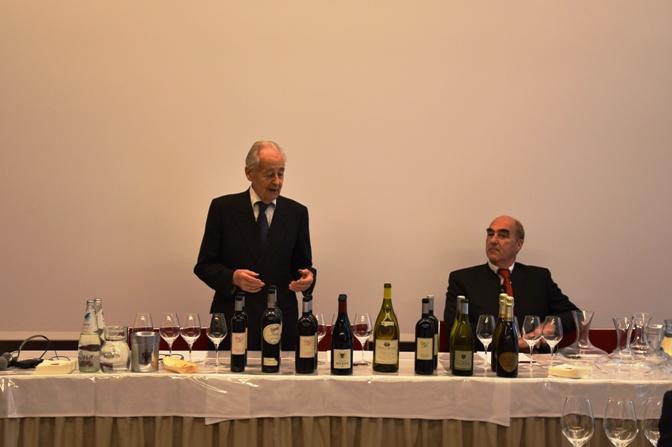 Giorgio Grai e Helmuth Kocher